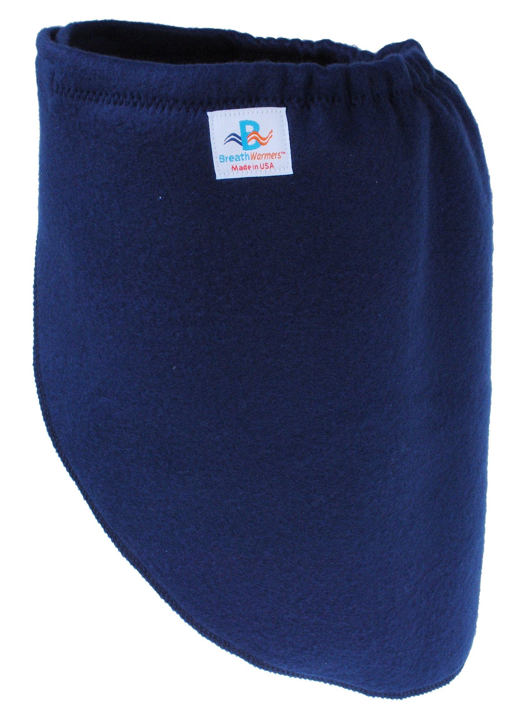Breathwarmers Cold-Air Warming Scarf (Royal Blue)