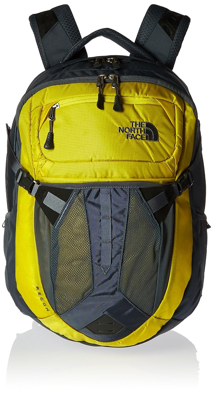baa030ebe580 Amazon.com  The North Face Recon Backpack - Acid Yellow   Turbulence Grey -  OS (Past Season)  Sports   Outdoors