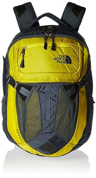 6fa6499a4 Amazon.com: The North Face Recon Backpack - Acid Yellow & Turbulence ...
