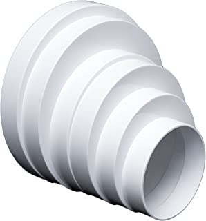 RIDUTTORE Ø 250 a 125 mm