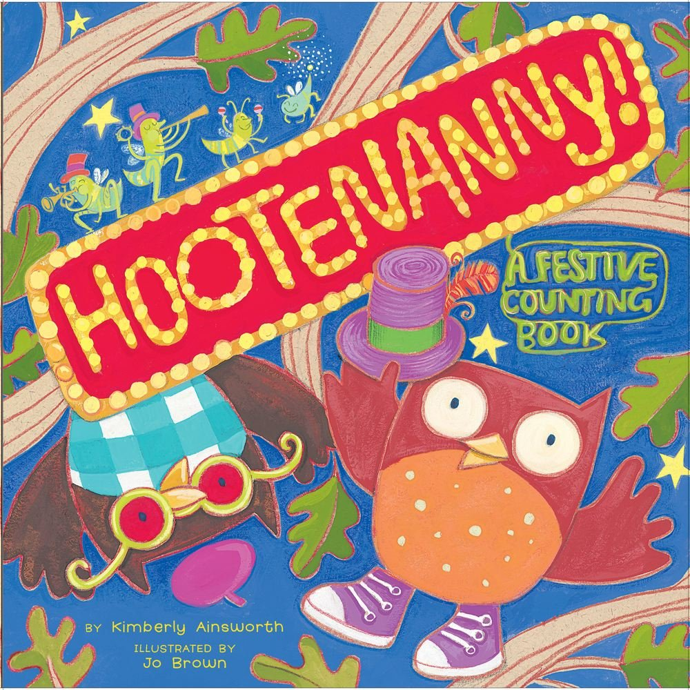 Image result for Hootenanny by Kimberly Ainsworth