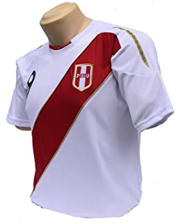 PERU Soccer Jerseys for 2018 Russia World Cup Size .100% Polyester .Support Your