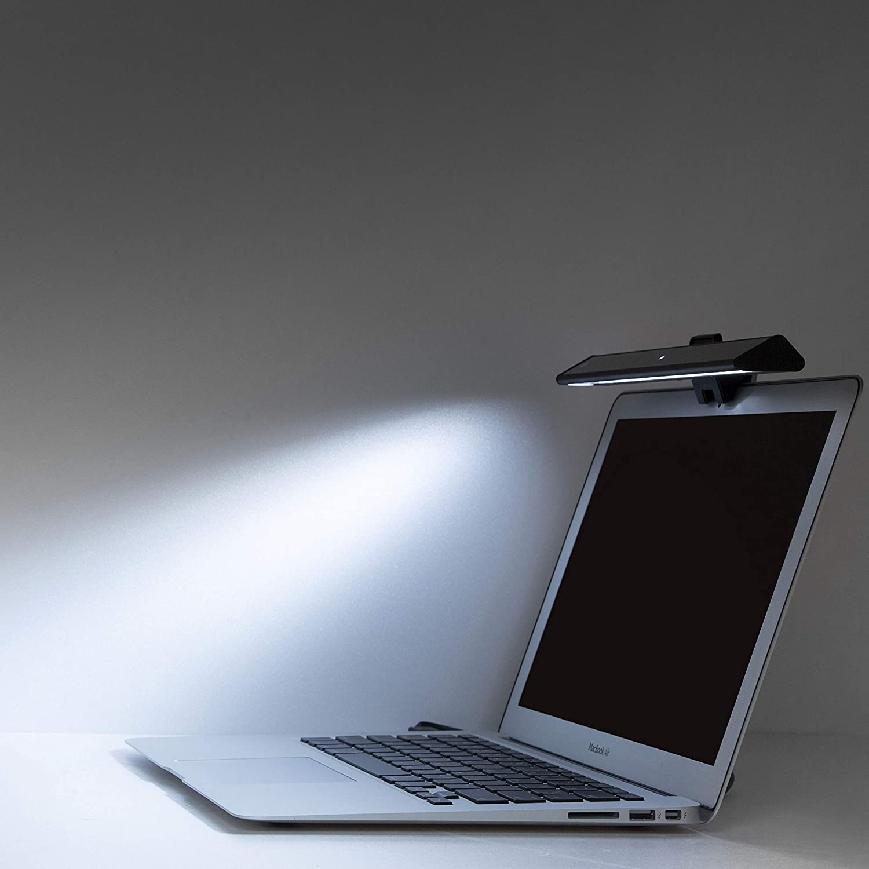 BenQ ScreenBar Lite e-Reading LED-Arbeitslampe mit automatischer Dimmfunktion