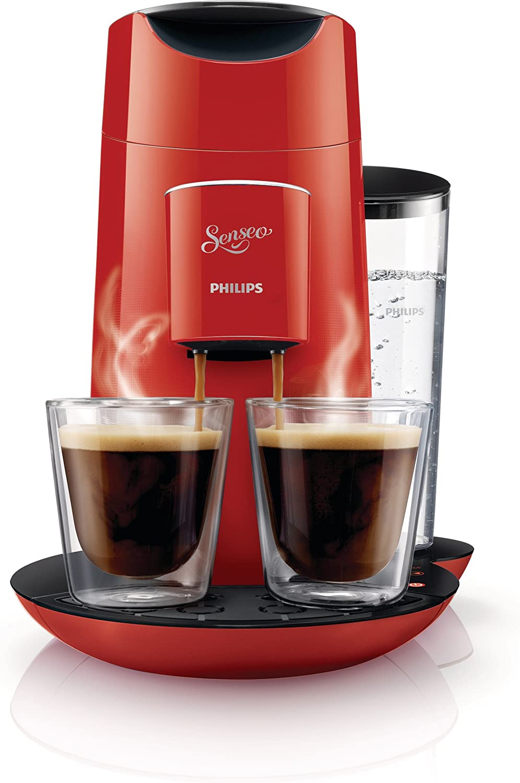 Philips HD7870/81 Senseo Twist - Cafetera de monodosis (comandos ...