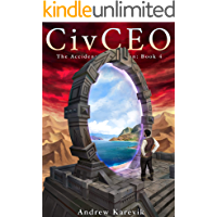 CivCEO 4: A 4x Lit Series (The Accidental Champion)