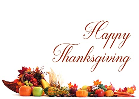 Amazon thanksgiving greeting cards a thankful display thanksgiving greeting cards a thankful display atd100 greeting cards with a cornucopia and m4hsunfo