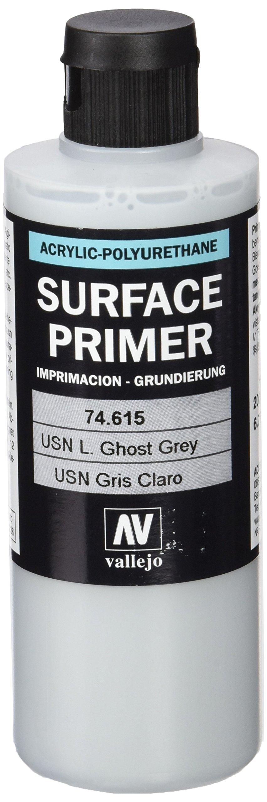 Vallejo USN Light Ghost Grey 200ml Paint
