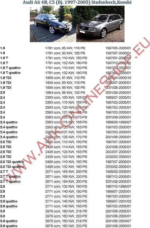Ahk Anhängerkupplung Mit Elektrosatz 7 Polig Für Audi A6 C5 Stufenheck Kombi 94 05 Anhängevorrichtung Hängevorrichtung Starr Mit Angeschraubtem Kugelkopf Motorrad