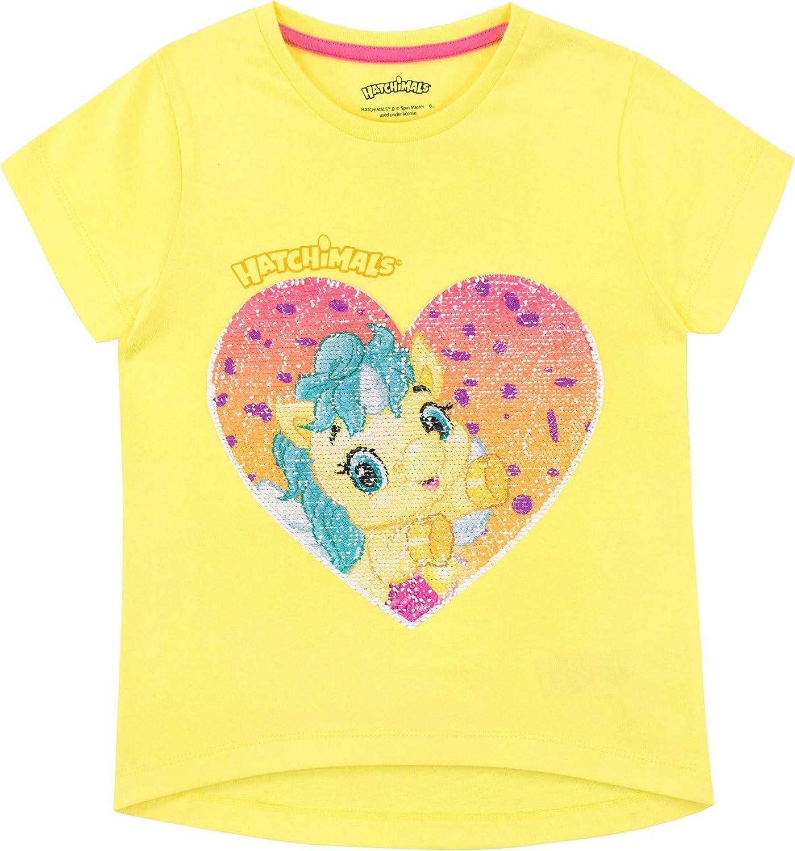 HATCHIMALS Girls Unicorn T-Shirt