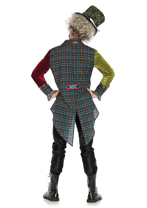 Leg Avenue Disfraz de El Sombrerero Loco de la Marca  Amazon.es  Juguetes y  juegos 537c4b07875
