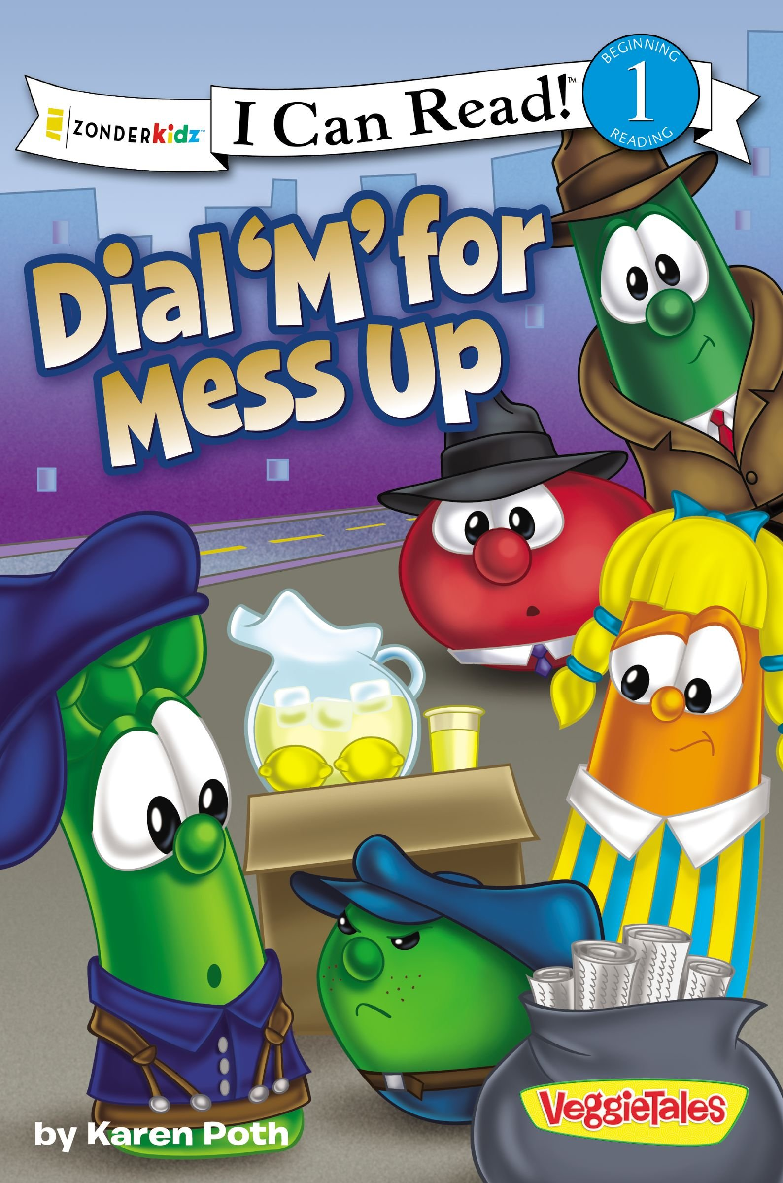 Download Dial 'M' for Mess Up (I Can Read! / Big Idea Books / VeggieTales) pdf epub