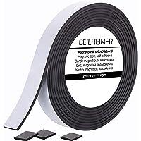Magneetband, zelfklevend, 3m x 15mm x 2mm, 3 meter magneetband