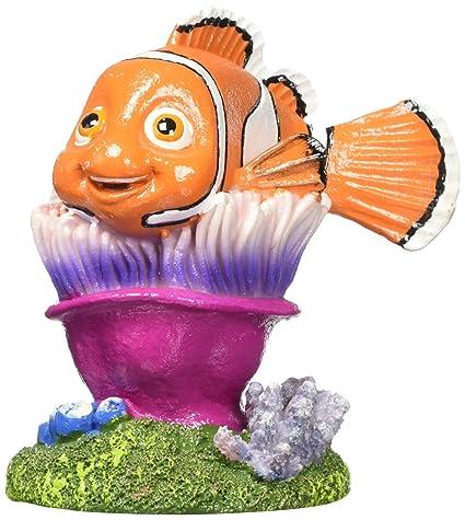 Penn-Plax Buscando a Nemo de anémonas 4 ...