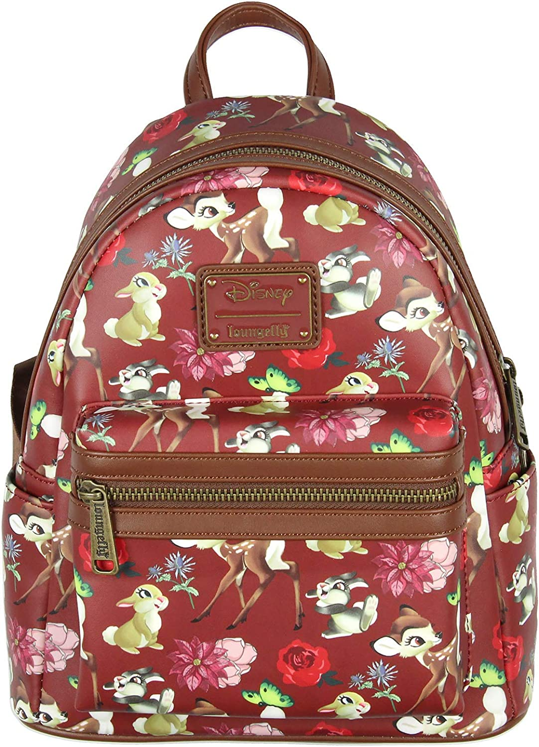 Loungefly Disney Bambi And Friends Mini Backpack