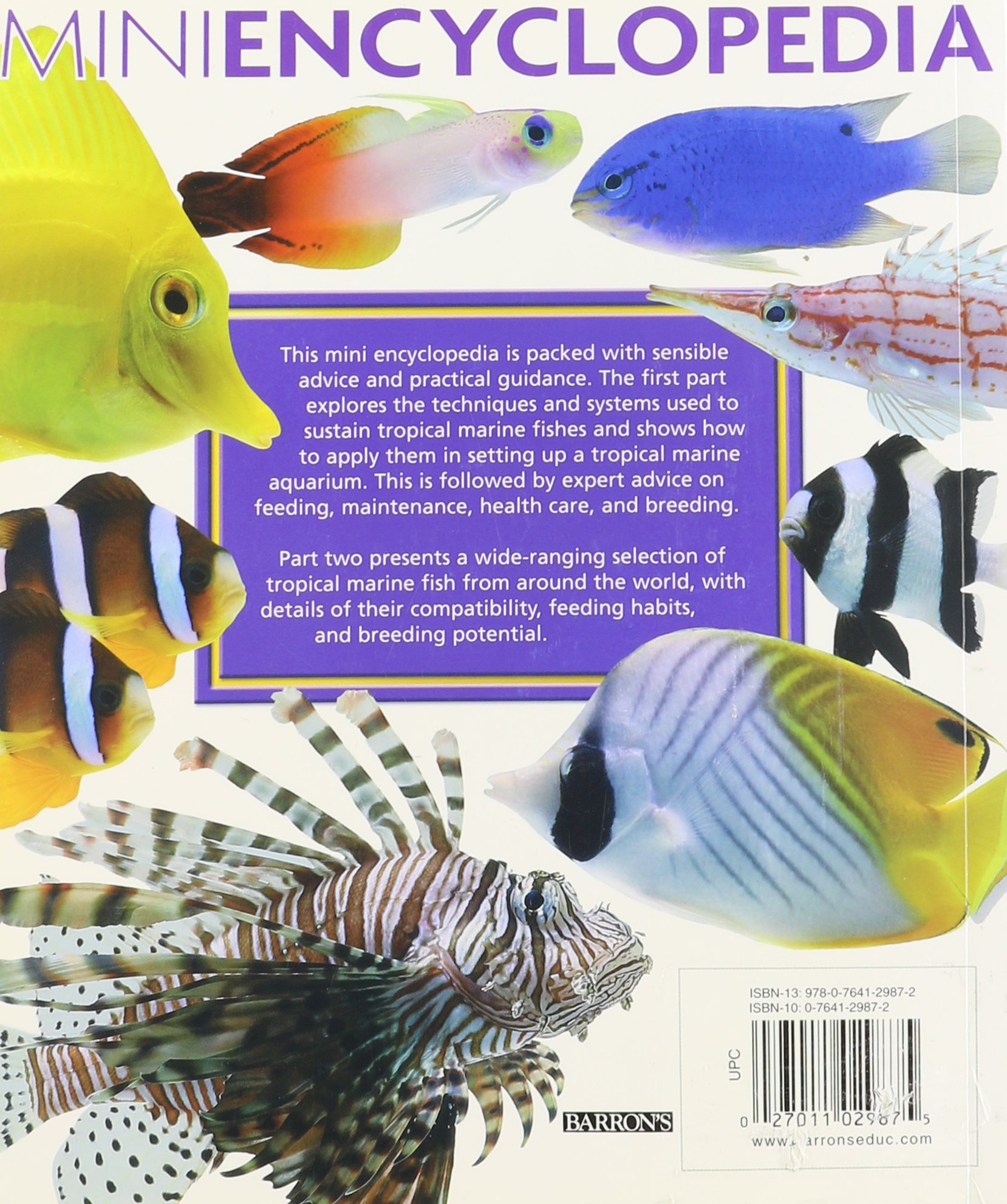 Maintenance and breeding of aquarium fish: a selection of sites