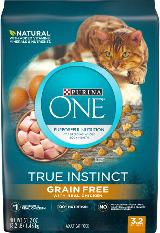 Comida para gatos de Purina One (Análisis [year]) 8