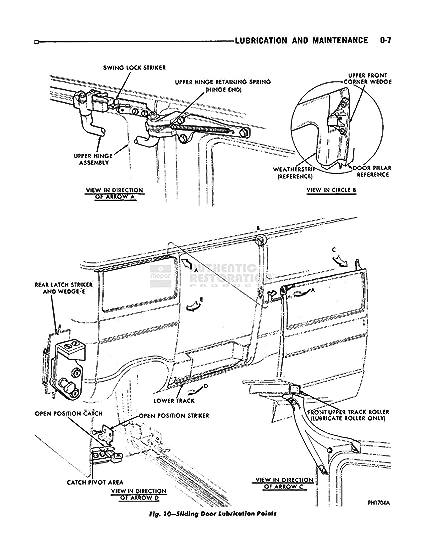 Amazon Com Bishko Automotive Literature 1978 Dodge Van Plymouth