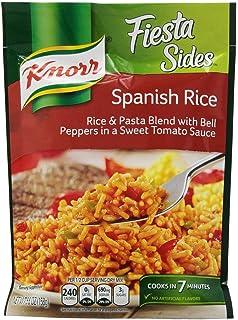 Knorr, Lados de arroz, sabor, bolsa de 5.oz (paquete de 6 ...