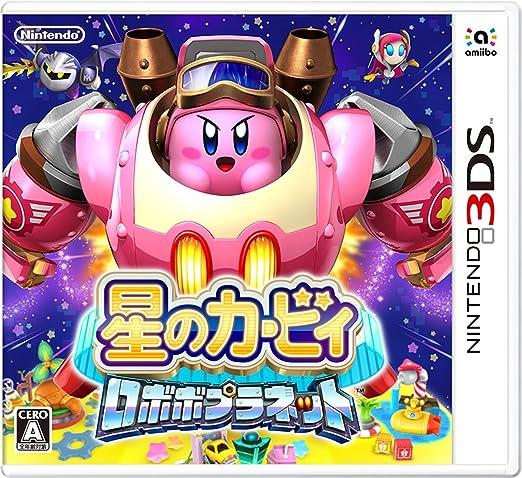 Amazon | 星のカービィ ロボボプラネット - 3DS | ゲームソフト