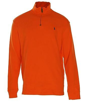 8ec8e830b572 Polo Ralph Lauren Men s 1 4 Zip Sweater at Amazon Men s Clothing store