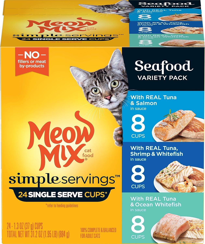 Análisis de la comida para gatos Meow Mix 5