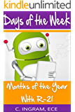 Days of the Week Months of the Year With R 21