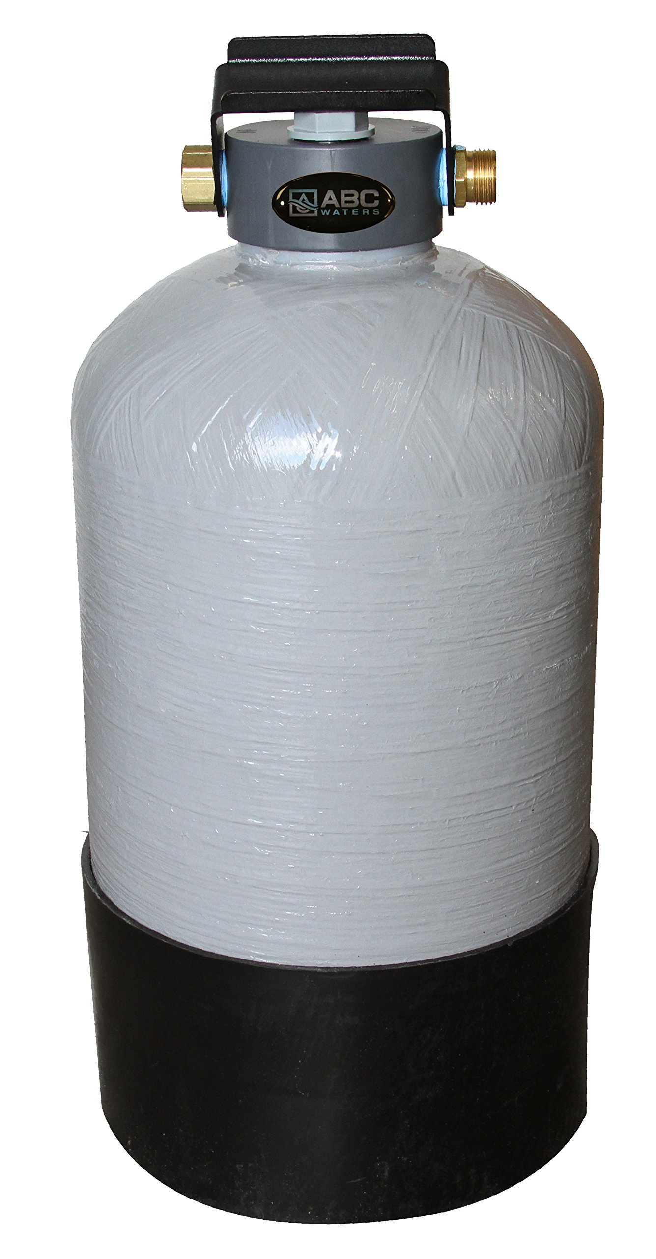 Portable Water Softener 16,000 Grain Capacity, Perfect for Your Rv, Boat or Car Washing. by ABCwaters (Image #3)