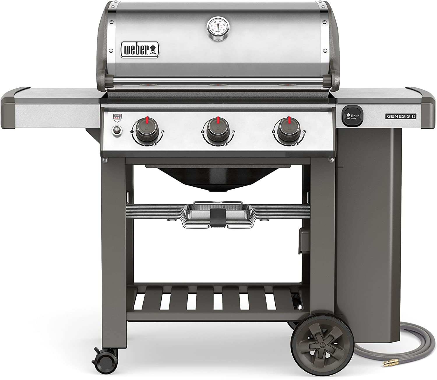 Weber 66000001 Genesis II S-310 Natural Gas Grill review