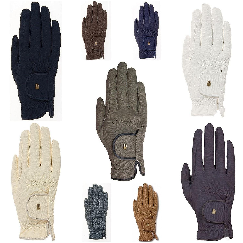 Roeckl Roeck Grip Gloves Size 8 Black Toklat
