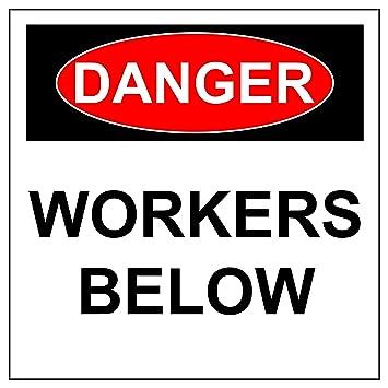 Señal de Advertencia de Seguridad para Trabajadores por ...