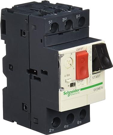 Telemecanique motor disyuntor gv2me20//13-18a