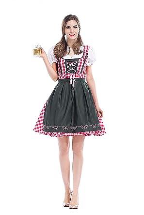 Sexy german beer girl