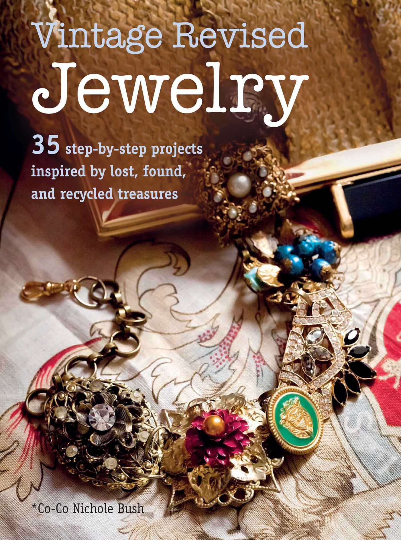 jewelry projects Vintage
