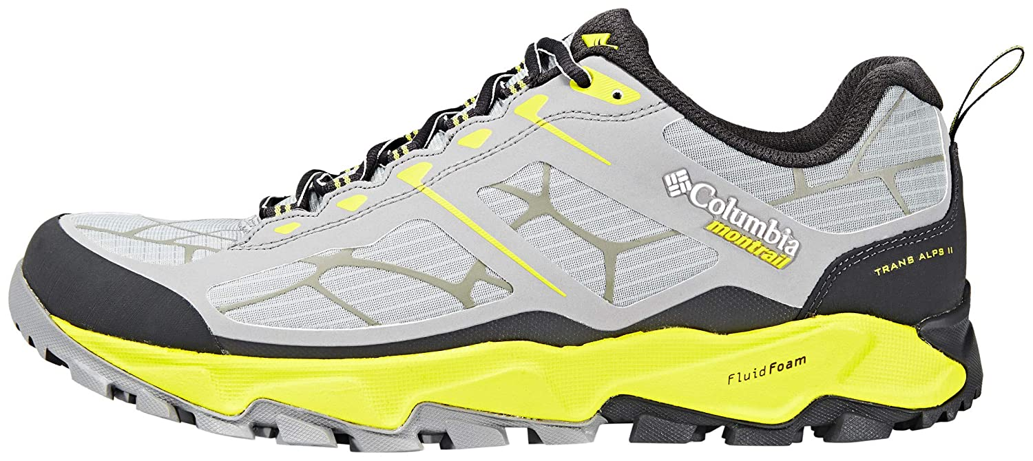 Columbia Trans Alps II schuhe Men Light grau Zour Zour Zour 2017 Schuhe 513c29