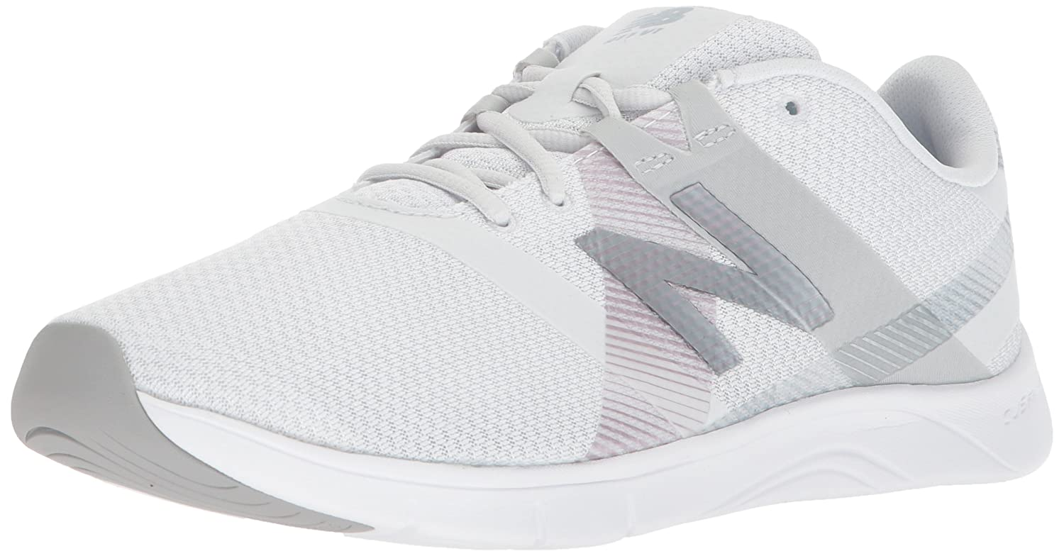 New Balance Women's 611v1 Cross Trainer B06XRTS3K2 95 D US|Artic Fox/Metallic