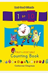 1–10 Fruit & Vegetable Counting Book Kindle Edition