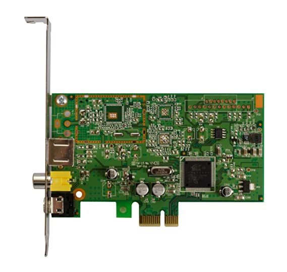 Hauppauge Impact VCB - Capturadora de vídeo (WDM Snapshot Capture, VGA, S-Video, NTSC/PAL, WindowsXP)