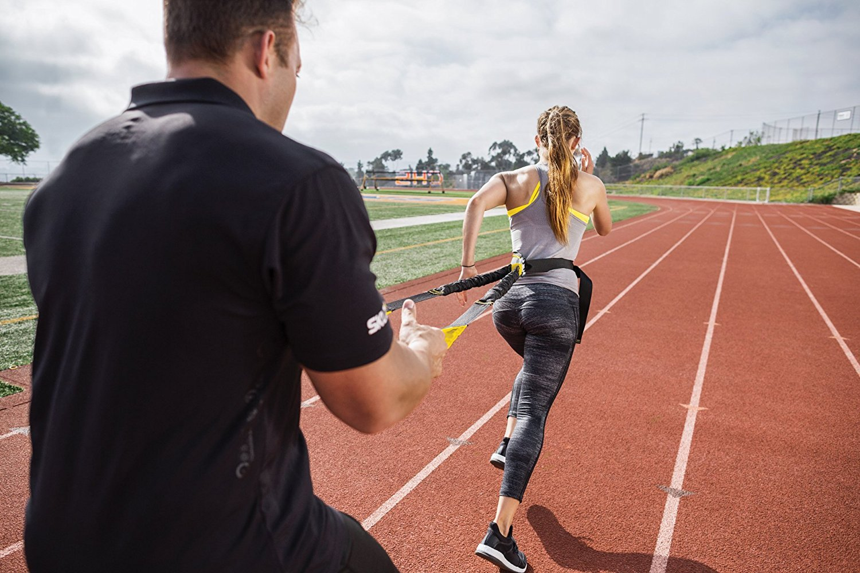 Noir TRIGGERPOINT Acceleration Trainer for Sport Adulte Unisexe Taille uniq