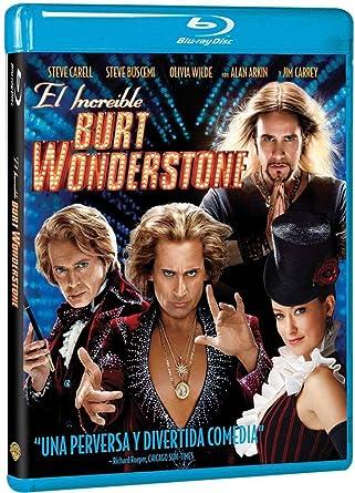 El Increíble Burt Wonderstone Movies Tv