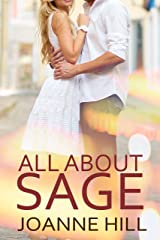 All About Sage (A City of Sails Romance Book 2) Kindle Edition