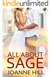 All About Sage (A City of Sails Romance Book 2)