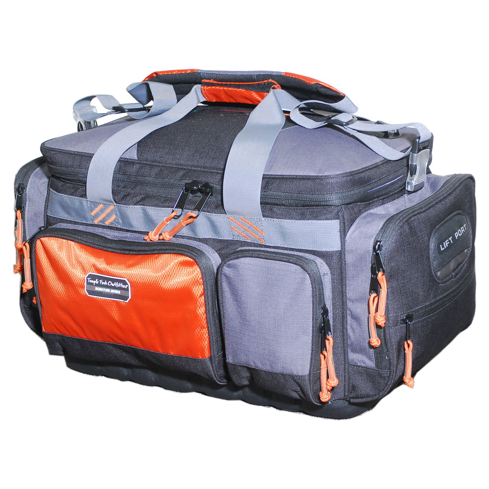 TFO Carry All Fishing Bag-Large Size Fly Duffel Durable Non Slip Boat by 30-06 OUTDOORS LLC