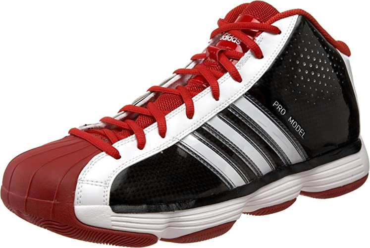 adidas Pro Model 2010 Chaussures Basketball pratiquant