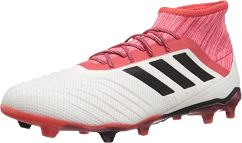 estornudar Punto de referencia cosa  Amazon.com | adidas Predator 18.2 FG Soccer Shoe | Soccer