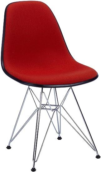 Vitra 4401520003960100 Stuhl DSR Eames Plastic Side Chair ...