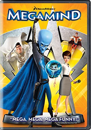 Amazon.co.jp | MEGAMIND DVD・...