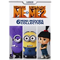 Despicable Me Mini Movies Collection