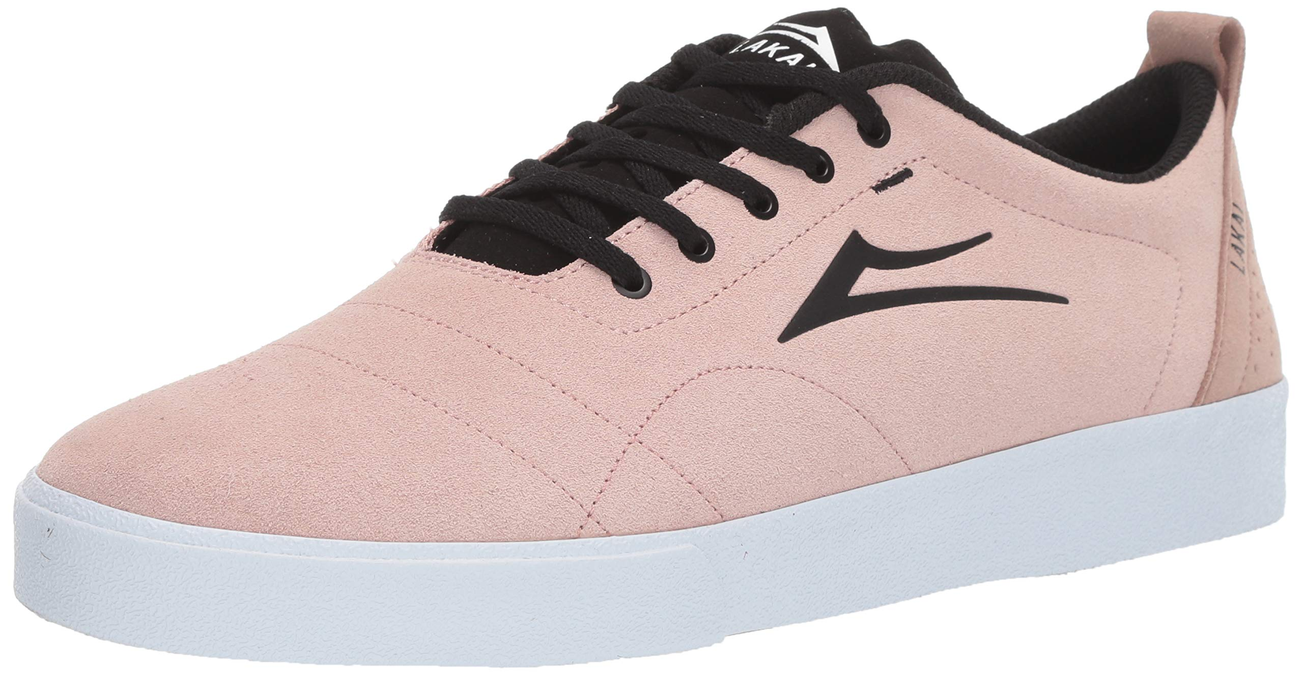 Lakai Footwear Summer 2019 Bristol Rose Suede Size 9.5 Tennis Shoe, M US by Lakai