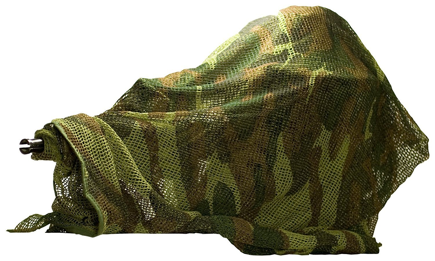 Tactical Camo Pattern MILITARY NETTING SCARF - Army Style Scrim Net Patrol Head Wraps with Camouflage Option Mil-Tec EB10000001061