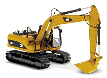Caterpillar 85214 Diecast Model 1:50 Cat 320D L Hydraulic